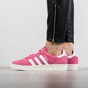 Adidas Campus Semi Solar Pink Sneakers